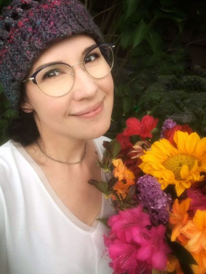 """Meet Caity our """"Floral Coordinator"""""""